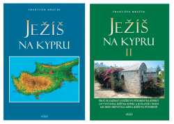 Ježíš na Kypru - soubor obou dílů