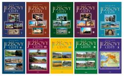 Ježíšovy cesty - soubor 10 základních dílů
