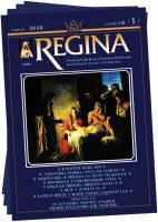 Časopis REGINA - starší čísla